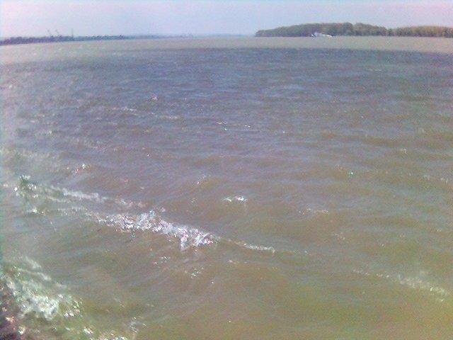 Река Дунав - Покачване на нивото
