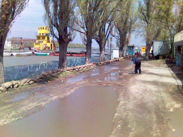 Наводнения в Силистра