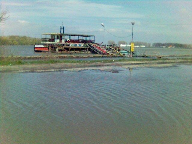 Наводненията в Силистра