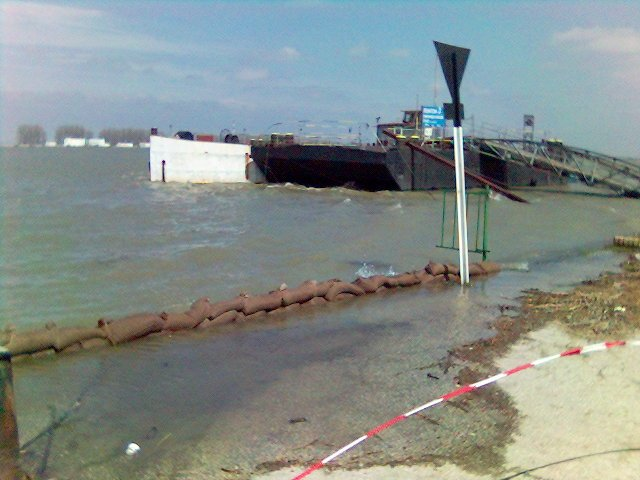 Потоп в Силистра