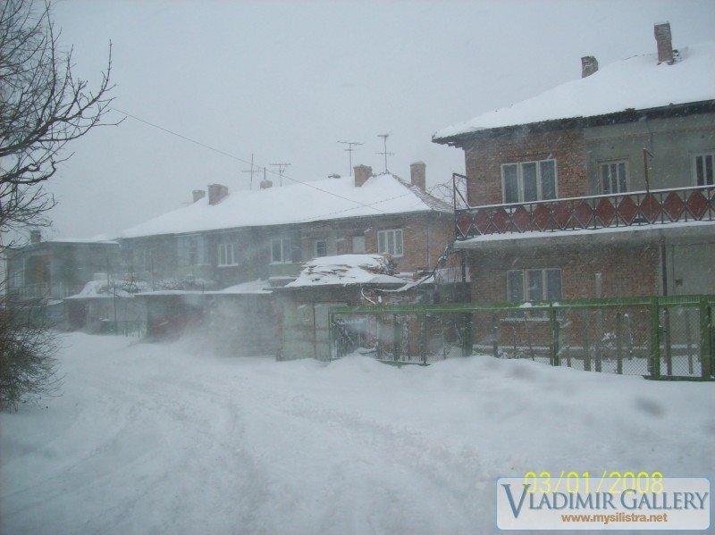 Зима в кв. Гагарин