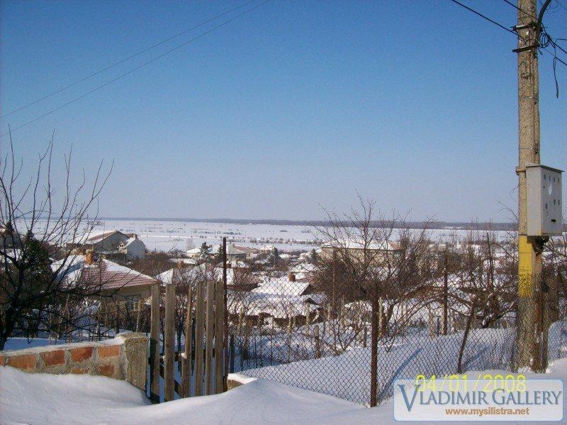 Панорама от с.Айдемир