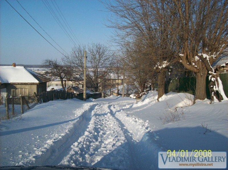 Зима в с. Айдемир