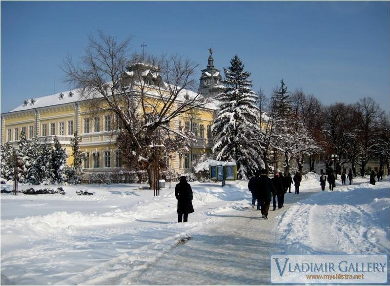 Зимна Силистра