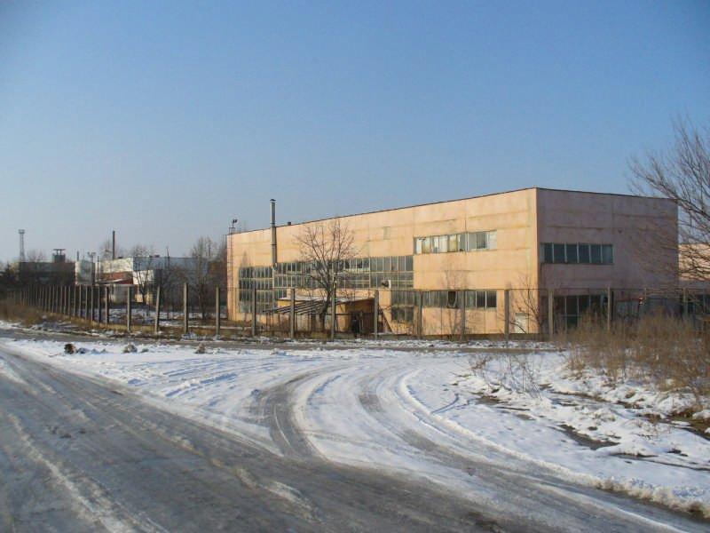 Промишлена зона