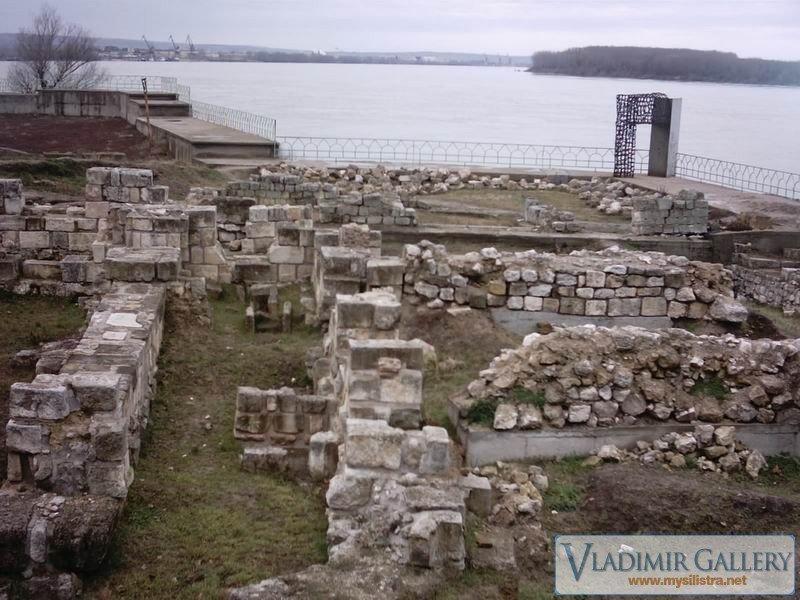 Разкопките край Дунавската градина 2