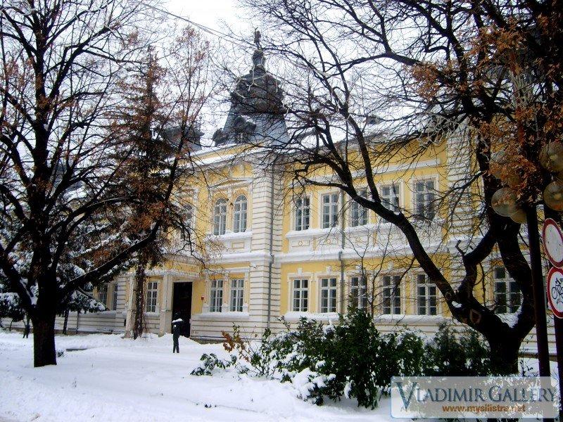 Сградата на Художествена галерия - Силистра