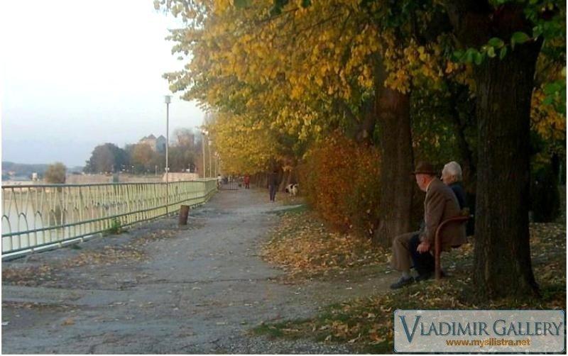 Идилия в Дунавския парк