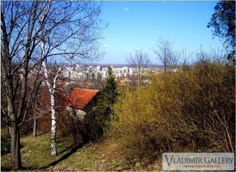 Изглед към град Силистра