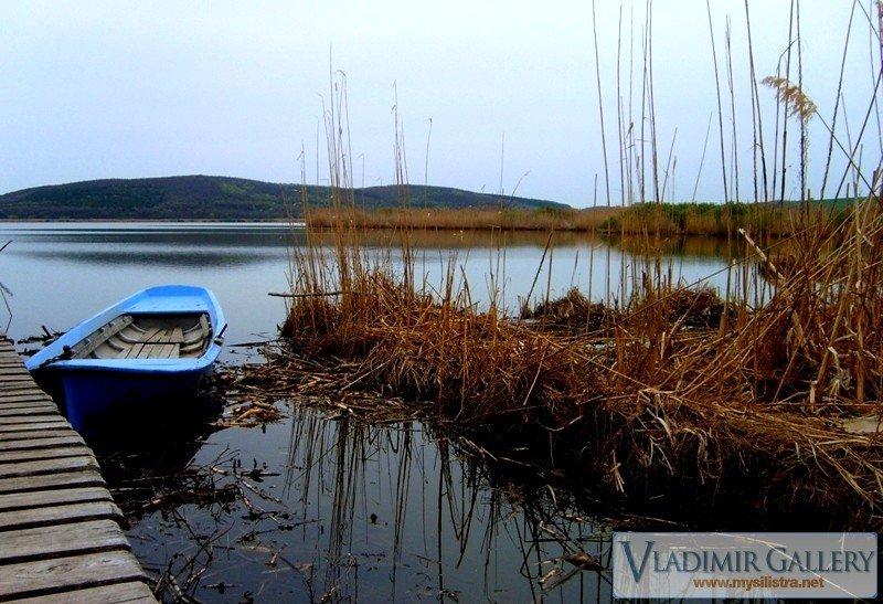 Езерото Сребърна