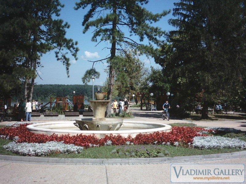 Шадравана в Дунавската градина 2