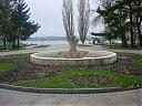 Фонтана в Дунавската градина