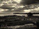 Залез над Дунава