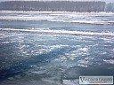 Р.Дунав през зимата 2