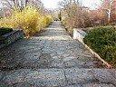 По стълбите за Крепостта