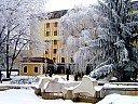 Зима в град Силистра