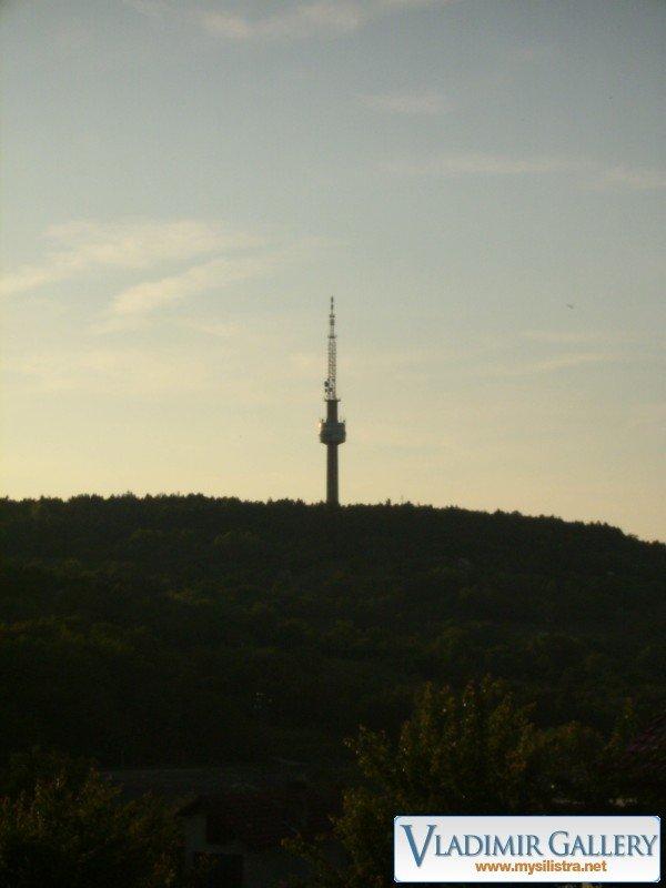 Радио-телевизионна кула - Силистра