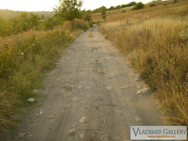Стар прашен път