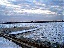 Замръзналият Дунав