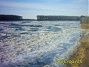 Дунава през зимата