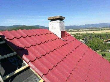 ремонт на стари покриви ,улуци топлоизолаций и др.