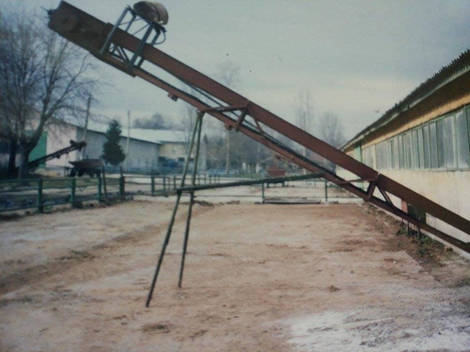ленти за почистване на кравеферми