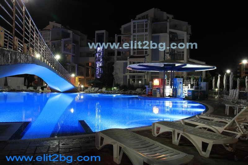Комплекс Елит Слънчев бряг – хотелски апартаменти за почивка