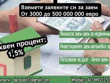 Прекратете вашите проблеми с парите