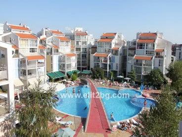 Частни хотелски апартаменти за нощувки в Слънчев бряг Елит