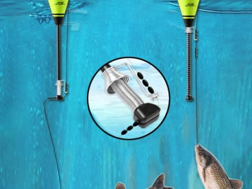 Автоматична плувка за риболов - засичане без пропуск