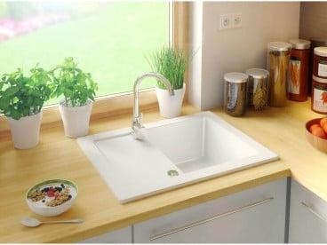 Кухненски мивки от гранит с 35 години гаранция