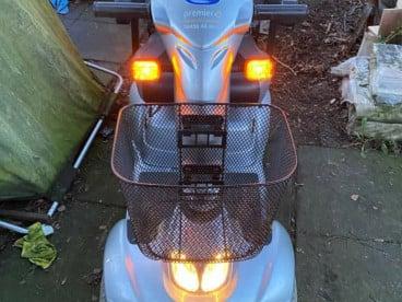 Мобилен скутер