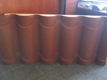 покривен термо панел-тип керемида
